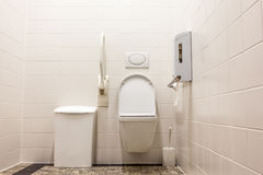 Urinal and toilet Royalty Free Stock Photo