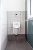 Urinal on the wall Stock Photos