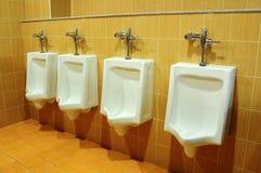 urinals офиса Стоковая Фотография RF