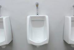urinals офиса Стоковые Фото