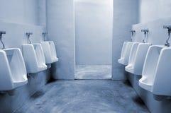 urinals офиса Стоковое Изображение