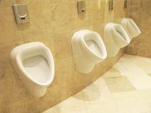 Urinals Stock Photos