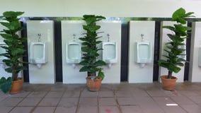 urinals Imagen de archivo