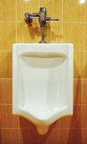 Urinals at office Royalty Free Stock Photo