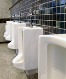 Urinals Royalty Free Stock Image