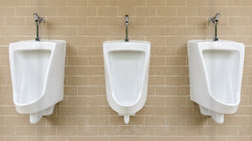 Urinals Royalty Free Stock Images