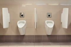 Urinaux Photographie stock