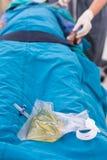 Urine bag Royalty Free Stock Photos