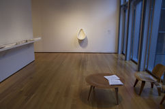 Urine toilet museum Stock Images