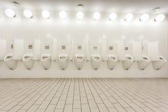urinoir Photographie stock