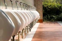 urinoir Photos libres de droits