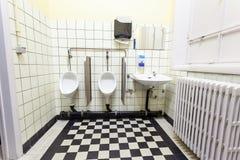 urinoir Images libres de droits