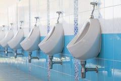 urinoir Photographie stock libre de droits