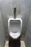 Urinoirs à la toilette Photographie stock
