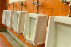 urinoirs Image stock