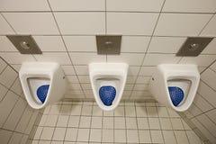 urinoirs Photos libres de droits