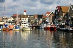 Urk â Flevoland, Nederland Royalty-vrije Stock Fotografie