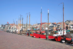 Urk,Ijsselmeer,Netherlands Stock Photography