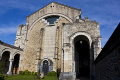 Urkiola sanctuary, Bizkaia Royalty Free Stock Photography