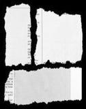 urklipptidning arkivbild