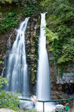 Urlatoarea waterfall Royalty Free Stock Photography