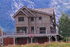 Urlopowy dom Zdjęcia Stock