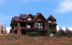 Urlopowy dom Zdjęcie Royalty Free