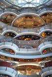 Urlopowy rejsu wnętrze Zdjęcie Royalty Free