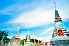 Urm mortuario tailandese Fotografia Stock Libera da Diritti