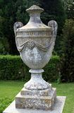 Urn. vase. garden ornament Royalty Free Stock Photography
