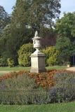 Urn. vase. garden ornament Stock Image