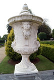 Urn. vase. garden ornament Royalty Free Stock Image