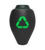 Urna da cremação Imagem de Stock Royalty Free