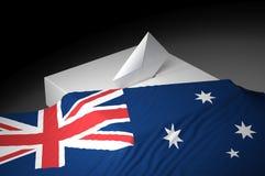 Urna de voto Imagens de Stock Royalty Free