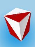 Urna de voto polonesa Imagem de Stock Royalty Free