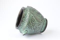 Urna del griego clásico Fotos de archivo