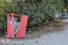 Urna do lixo Imagens de Stock Royalty Free
