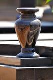 Urna grave. Fotos de Stock Royalty Free