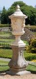Urne 2 de jardin photographie stock