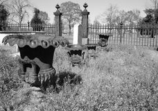 urnen Royalty-vrije Stock Foto's
