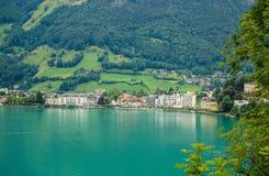 Urner ve - Suiza Foto de archivo