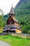 Urnes Church Stock Photography