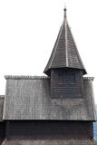 Urnes stave church Royalty Free Stock Photo