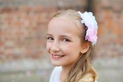 urocza dziewczyna Obraz Royalty Free