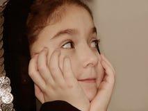 urocza dziewczyna Fotografia Stock