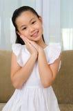 urocza dziewczyna azjatykcia Fotografia Royalty Free