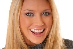 urocza dziewczyna blond obraz royalty free