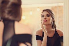 urocza kobieta Fotografia Stock