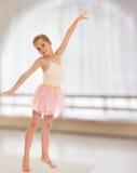 Urocza mała balerina Fotografia Royalty Free