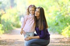 Urocza mama i dziecko zdjęcia stock